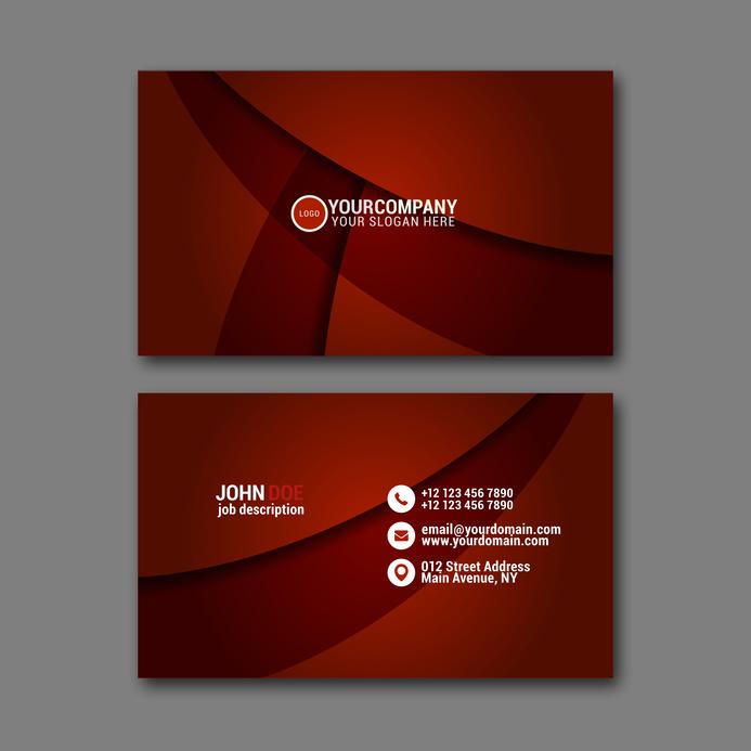 Visitenkarten können von Unternehmen CI konform ganz einfach online bestellt werden!