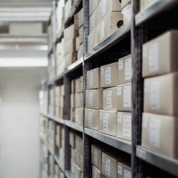 Lagerhaltung muss bei Print on Demand nicht mehr sein - auch nicht für Visitenkarten!